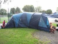 Vango Diablo 600 Tent & Equipment