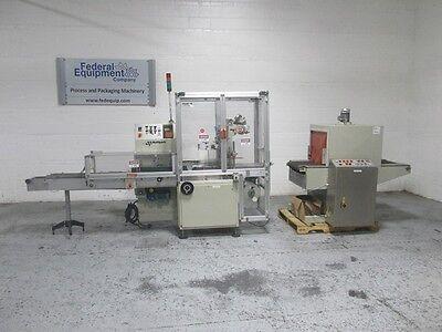 Multipack Model F43 Shrink Wrap Machine W E600 Tunnel 2789-7