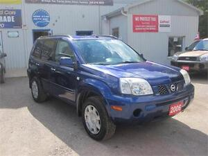2006 Nissan X-Trail SE|4X4|NEW TIRES|NO RUST|MUST SEE