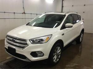 2018 Ford Escape Titanium - Nav, Leather. Sunroof, AWD