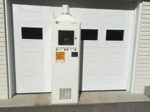 Cabinet d'entreposage pour cylindre, bonbonne de gaz -- Gaz tank storing, supply cabinet