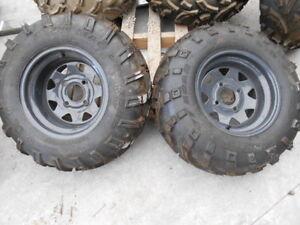 Kubota RTV 500 ATV Tires