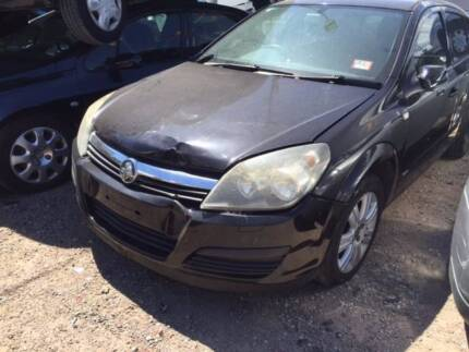 Wrecking a 2007 HOLDEN ASTRA AH for Parts