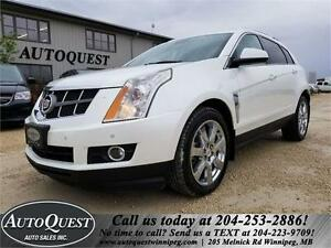 2010 Cadillac SRX 2.8T Performance AWD! SUNROOF, LEATHER & MORE!