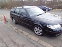 2005(55) Saab 95 Estate Car 2.2 TDi MOT'd End Aug F S H £995