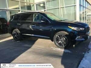 2018 Infiniti QX60 EXECUTIVE DEMO, TECHNOLOGY PKG