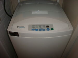 GE spacemaker extra large capacity portable washer