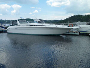Bateau Sea ray Sundancer 44'