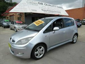 2004 Mitsubishi Colt RG LS Low Kms !! Continuous Variable Hatchback