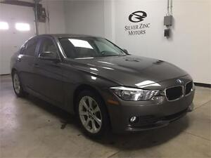 2013 BMW 320i, Navigation, sunroof, 1 owner, only 26662km!