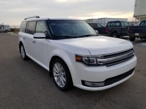 2014 Ford Flex Limited (Remote Start, Heated Seats, Backup Cam)