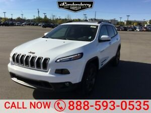 2017 Jeep Cherokee 4X4 75TH ANNIVERSARY                TOUCHSCRE