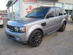 Land Rover Range Rover Sport SUPERCHARGED,AWD,GPS,RECU 2012