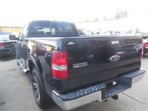 2008 Ford F-150 SuperCrew loaded leather sumroof