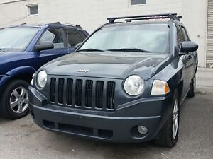 2007 Jeep Compass 4X4, GAS SAVER, 5 SP