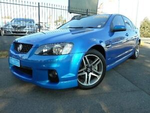2011 Holden Commodore VE II SS Blue 6 Speed Automatic Sedan Belconnen Belconnen Area Preview