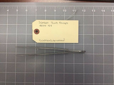 Scanlan Thumb Forcep