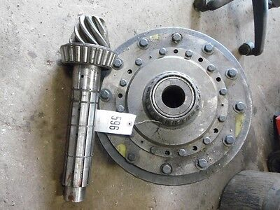 John Deere 4020 Tractor Diff Gearshaft And Pinion Part R46447 Tag 596