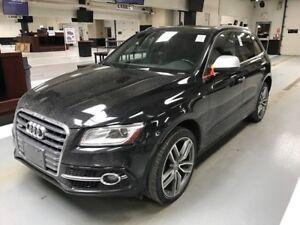 2015 Audi SQ5 3.0T QUATTRO TECHNIK