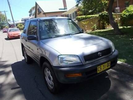1994 Toyota RAV4 SUV With  rego until 03/12/2019 Wollongong Wollongong Area Preview