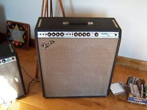 1972 Fender Bassman Ten Amp