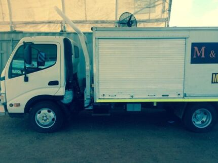 2004 Hino Dutro Diesel Service Truck - All Offers Considered! Chinchilla Dalby Area Preview