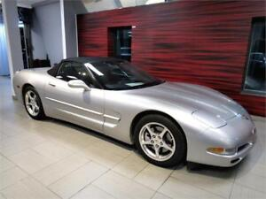 2004 Chevrolet Corvette Convertible, 68380Km