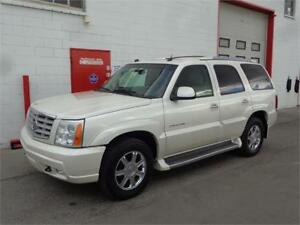 2005 Cadillac Escalade 6.0 AWD ~Only 111,000km ~ MINT! ~ $14,999