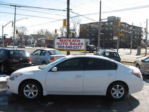 **2009 Nissan Altima SL4 door**  Certified & E-tested