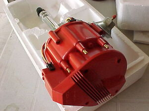 Sbc Bbc Chevy Hei Distributor Extreme 65k Coil built in 283-454