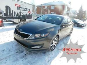 KIA OPTIMA EX GDI 2011 (AUTOMATIQUE NAVIGATION TOIT PANORAMIQUE)