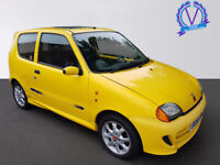 FIAT SEICENTO Sporting 3dr (yellow) 1998
