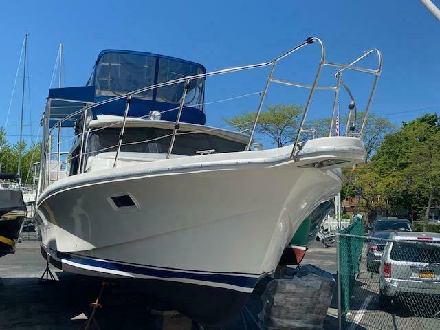 1984 Blue Water Coastal Cruiser