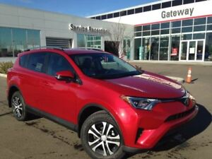 2017 Toyota Rav4 LE AWD Heated Seats, Backup Cam, Steering Wheel