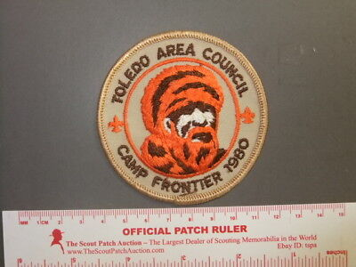 Boy Scout Camp Frontier OH 0822X](Frontier Boy)