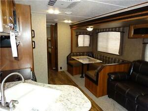 30' Bunkhouse Trailer. Finance for $200/month Kitchener / Waterloo Kitchener Area image 7