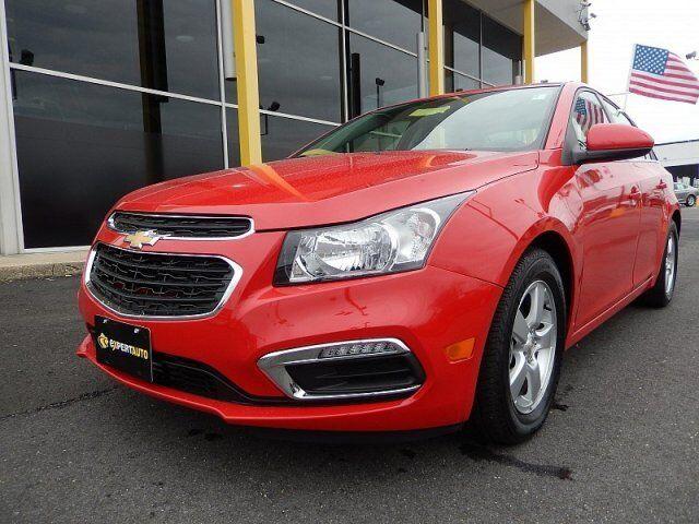 Imagen 1 de Chevrolet Cruze red