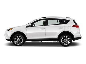 Toyota RAV4 AWD Limited 2017