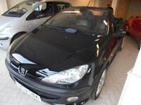 Peugeot 206 CC 2.0 16v SE 2dr LOW MILEAGE
