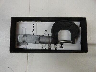 Brown Sharpe Tubing Micrometer