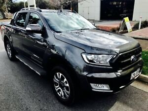 2018 Ford Ranger PX MkII MY18 Wildtrak 3.2 (4x4) Magnetic 6 Speed Automatic Dual Cab Pick-up Woodville Park Charles Sturt Area Preview