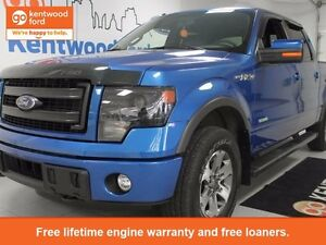 2014 Ford F-150 FX4 3.5L V8 leather heated seats, back up cam