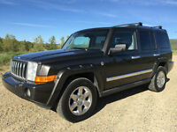 2006 Jeep Commander Limited SUV, Crossover