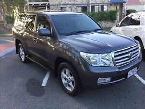 2009 Toyota Landcruiser VX 4.5Lt Turbo Diesel V8 6 Speed Auto 4x4 Aspley Brisbane North East Preview