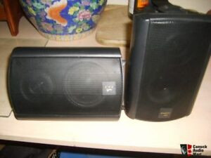 Acoustech Labs AL 302B indoor/outdoor speakers