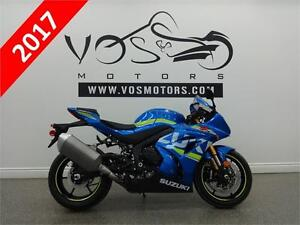 2017 Suzuki GSX R1000-Stock#V2659-No Payments for 1 Year**