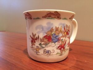 Royal Doulton Bunnykins Children's Cup