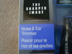 """THE SHARPER IMAGE NOSE&EAR TRIMMER """"""""NEW"""" West Island Greater Montréal image 9"""