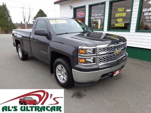 2014 Chevrolet Silverado Reg Cab 4x4 only $218 bi-weekly all in!