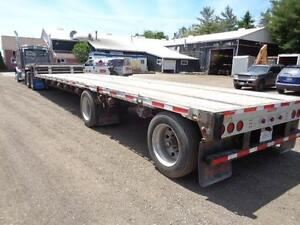 2007 FONTAINE 48'FT COMBO DROP DECK TRAILER Kitchener / Waterloo Kitchener Area image 2